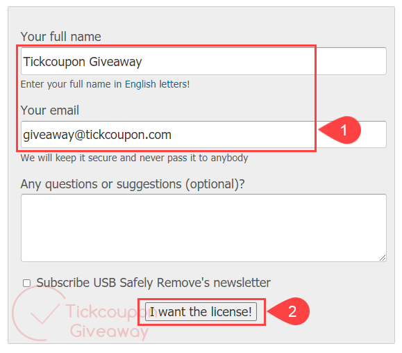 usb safely remove giveaway page