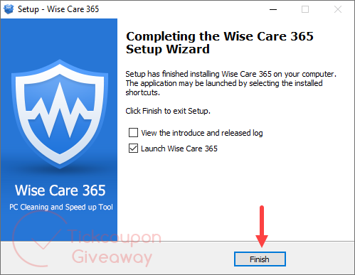 Install Wise Care 365 Pro