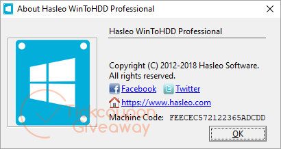 About Wintohdd Professional