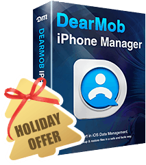 Dearmob Iphone Manager Coupon