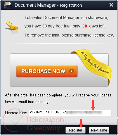 Wonderfox Document Manager License Key Free