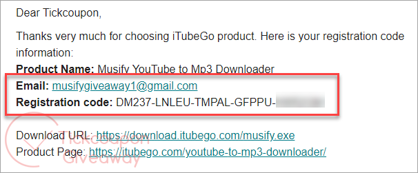 Musify Youtube To Mp3 Downloader Activation Key