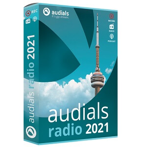 Giveaway: Audials Radio 2021 License Key for Free Lifetime