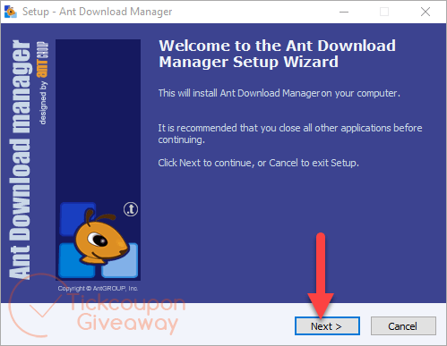 install ant download manager pro