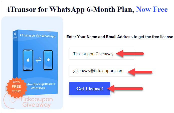 get license imyfone itransor for whatsapp